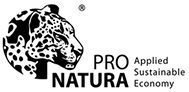 Pro Natura International Logo. It is a jaguar.